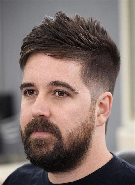 We suggest investing is a good blow dryer to be able to get maximum volume for your quiff style. 20 Hairstyles for Men With Thin Hair (Add More Volume)