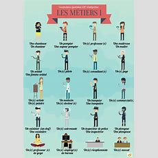 25 Best Fle Lexique Des Métiers Images On Pinterest  French, French Language And French Lessons