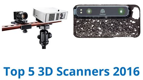 Best 3d Scanners 5 Best 3d Scanners 2016