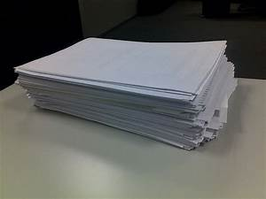 4 - Stack of paper | Flickr - Photo Sharing!