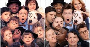 The Little Rascals 20th Anniversary: Then-And-Now Cast ...
