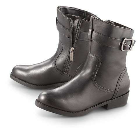 ladies harley riding boots women 39 s harley davidson valeria riding boots 284990
