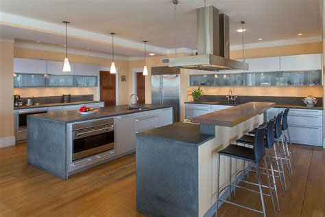 kitchen islands and breakfast bars 35 large kitchen islands with seating pictures