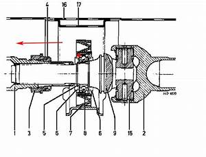 How To Replace The Driveshaft Support  Carrier  Bearing