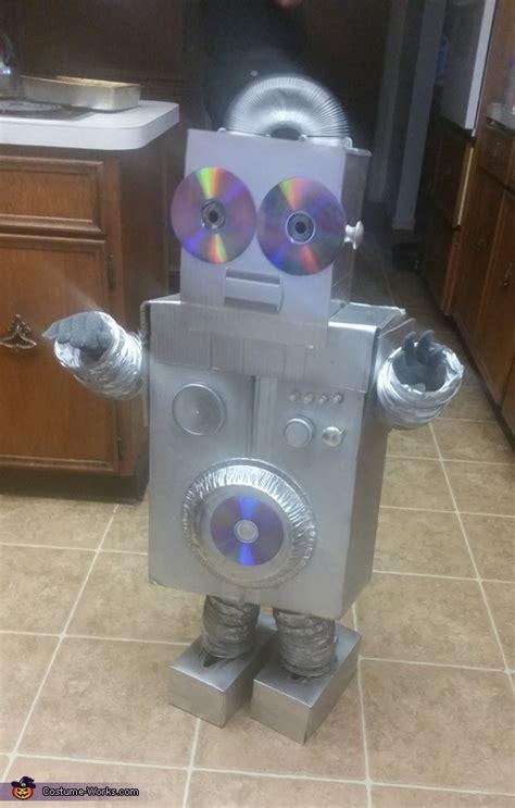 jd  robot costume