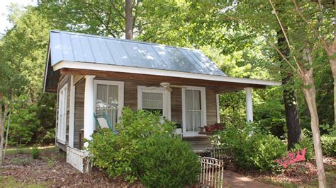 tiny cottage house plan small backyard guest house plans backyard guest house plans