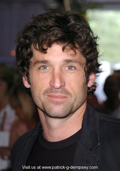 patrick dempsey hairstyles hairstylo