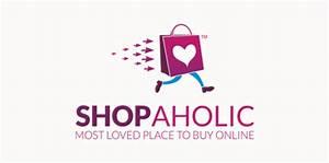 Shopaholic   LogoMoose - Logo Inspiration