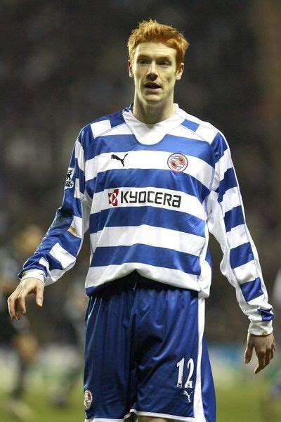 Dave Kitson against Wigan Athletic at the Madejski #401182 ...
