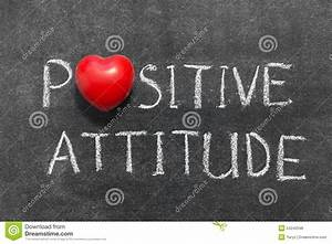 Positive attitude stock photo. Image of motivation ...