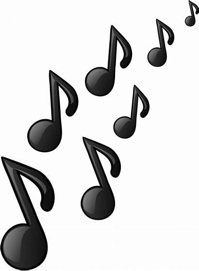 Notes Musicnotes Musique Musicnote Note Transparent Clipart