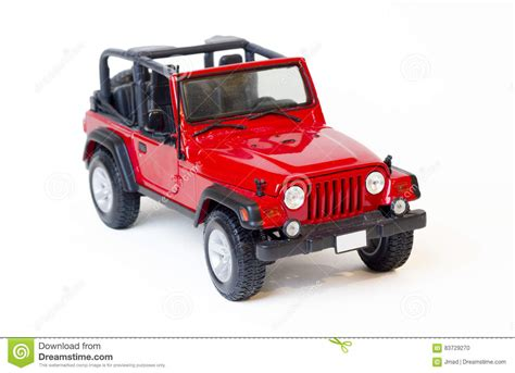 toy jeep car toy jeep stock photo image 83729270