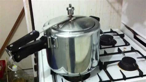 cooker pressure whistle sound obm