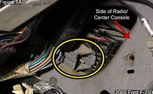 Which Plug Under The Dash Is The Factory Brake Controller Plug On A 2001 Ford F250 Super Duty
