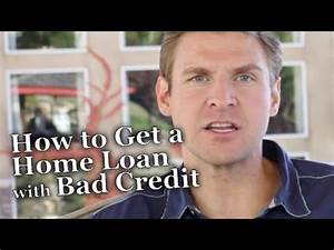How to Get a Home Loan with Bad Credit - YouTube  onerror=