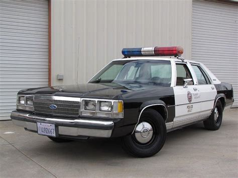 1991 P72 Lapd Replica (california)