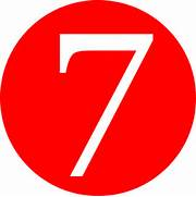Number 7 Related Keywo...