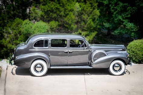Classic Limo by 1940 Buick Classic Limo