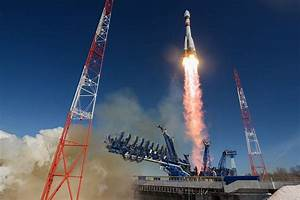 Military Mapping Satellite lifts off atop Russia's Soyuz ...