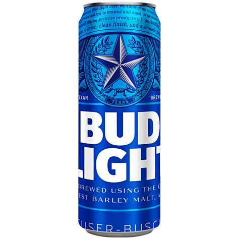 Bud Light by Bud Light 174 25 Fl Oz Can Walmart