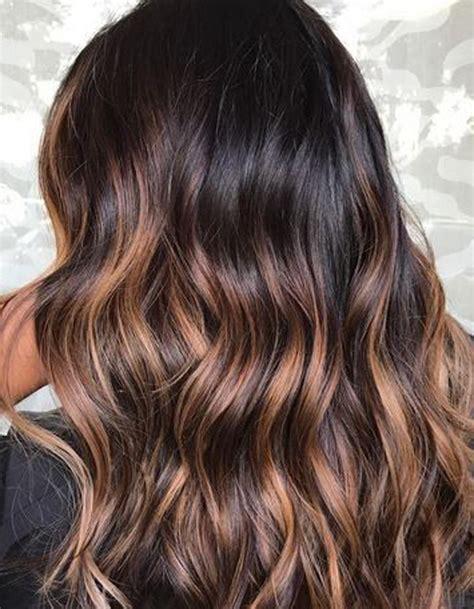 Ombré Hair Caramel Ombré Hair Les Plus Beaux Dégradés