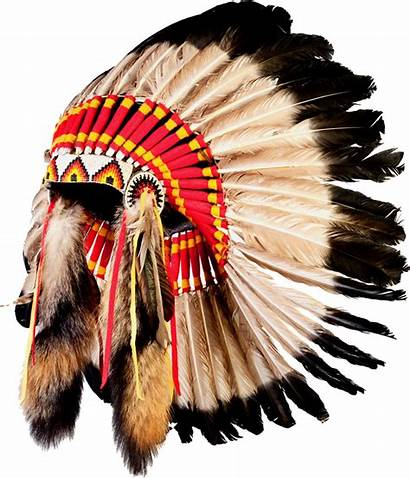 Indian American Indians Hat Clipart Transparent Purepng
