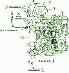 2005 Ford Escape V6 Hybrid Engine Fuse Box Diagram