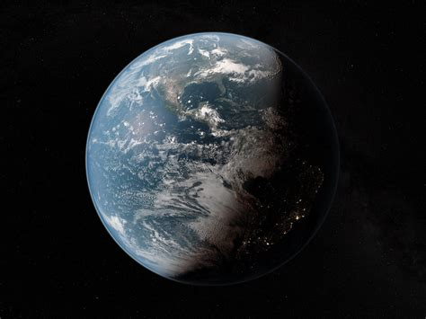earth planet earth  space  cg rendering  planet