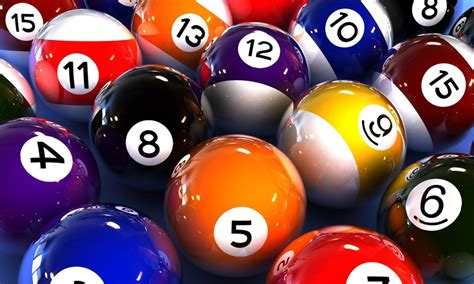 Abstract Balls Picture by Abstract Balls Billiards Multicolor Wallpaper