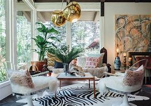 Unique Eclectic Home With A Touch Of Gothic