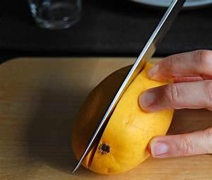Comment Couper Du Verre : l 39 astuce pour plucher une mangue sans avoir les doigts collants ~ Preciouscoupons.com Idées de Décoration