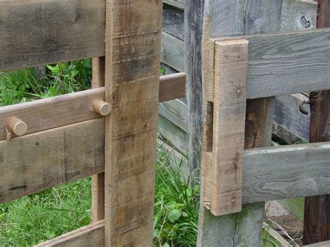 Installing Wood Fence Gate Latches