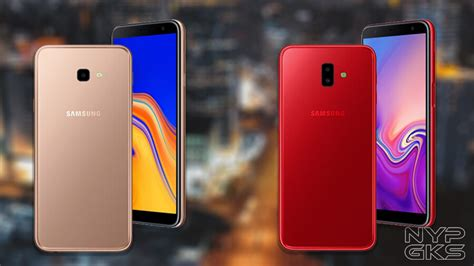 samsung galaxy j4 and galaxy j6 now official noypigeeks