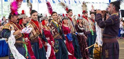 new year festival celebration special apparels for women clothing onl assyrian festival shows culture is not forgotten