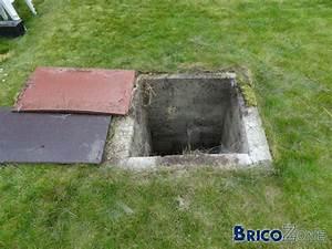 Fosse Septique Beton Ancienne : vieille fosse septique degraisseur ~ Premium-room.com Idées de Décoration