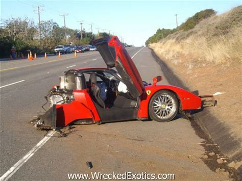 Top 10 Worst Supercars Crashes