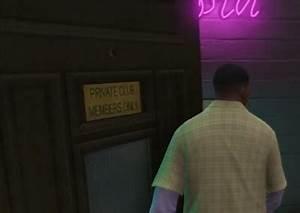 GTA V: Vanilla Unicorn - Private Club Members Only Sign ...
