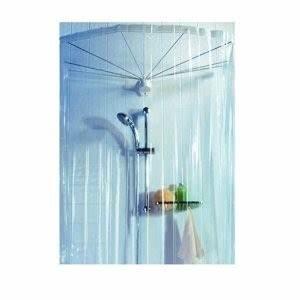 Halterung Für Duschvorhang : badezimmer spirella duschschirm mit duschvorhang ombrella clear shopping bei ~ Markanthonyermac.com Haus und Dekorationen