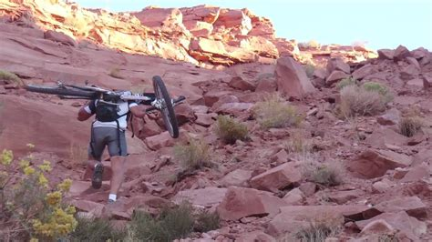 rim trail moab canyonlands ut