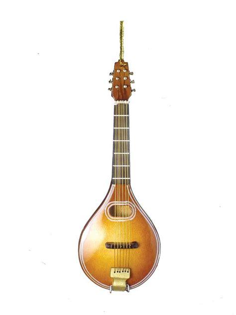 buy mandolin christmas ornament music gift christmas