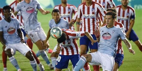 Celta Vigo vs Atletico Madrid (Highlights ...