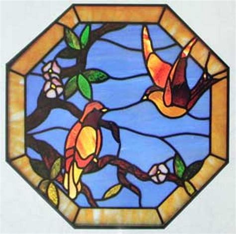 stained glass l patterns stained glass patterns full size cke birds and flowers