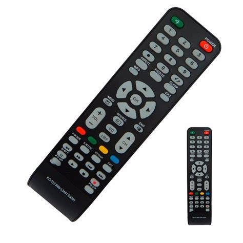 controle remoto tv cce rc lcd led stile       em mercado livre