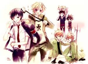 Anime Ouran High School Host Club