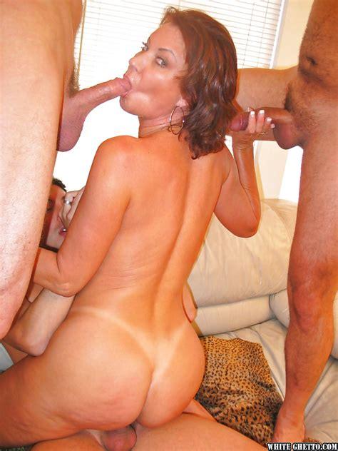 Mature Mom With Big Tits Jillian Foxxx Enjoys Great