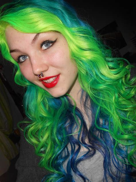 Best Dark Green Hair Ideas And Images On Bing Find What You Ll Love