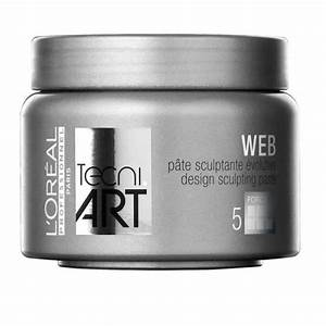 L U0026 39 Oreal Professionnel Tecni Art Web Hair Wax  150ml