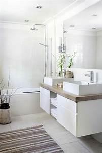But Salle De Bain : comment cr er une salle de bain zen ~ Dallasstarsshop.com Idées de Décoration