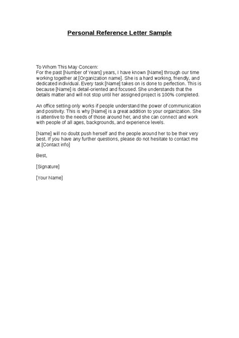 generic recommendation letter sample wallpaperhawk