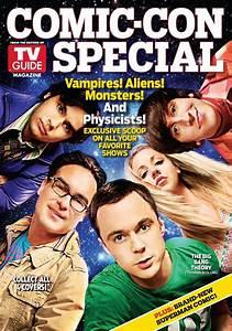Big Bang Magazine : tv guide magazine s special comic con issue will feature 4 original covers ~ Melissatoandfro.com Idées de Décoration